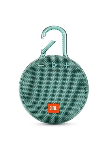 JBL Clip 3 Teal Taşınabilir Bluetooth Hoparlör Renkli